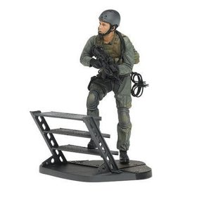 McFarlane's Military Series 3 Navy Seal - Navy Action Figure