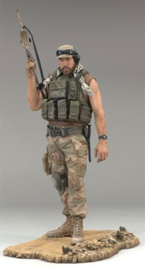 McFarlane's Military Series 4 Army Special Forces Operator - Army Toy