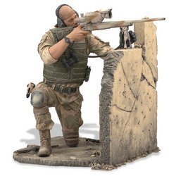 McFarlane's Military Figure - Series 4 Navy Seal Sniper