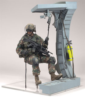 McFarlane Military Figures - Series 5 Air Force Para Rescue - Air Force Toy