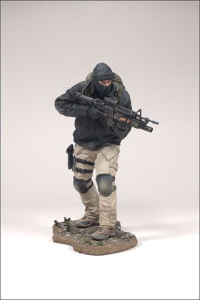 McFarlane's Military Toy Soldier - Series 5 Army Special Forces Operator